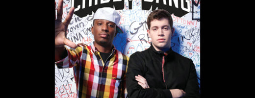"Golf and Hip Hop - Chiddy Bang ""Opposite of Adults"""