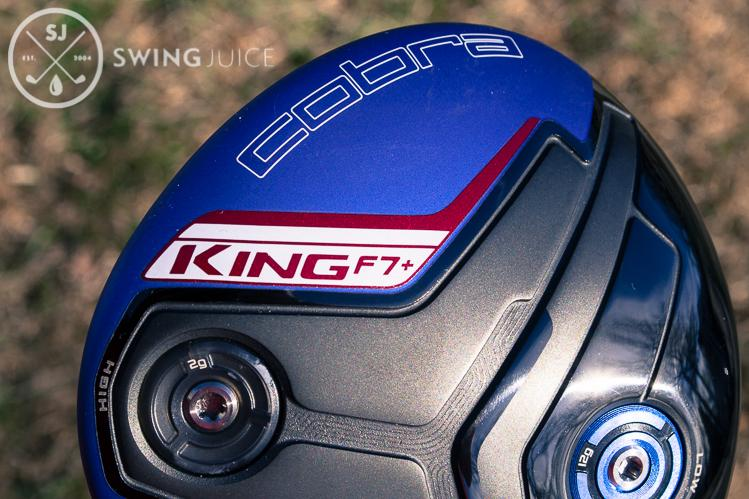 Review: Cobra King F7+ Driver