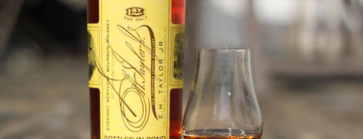 Have a Drink Friday - Colonel E.H. Talyor Small Batch Bourbon