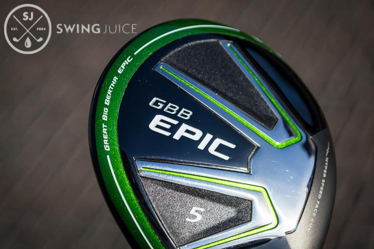 Review: Callaway GBB Epic Fairway Wood