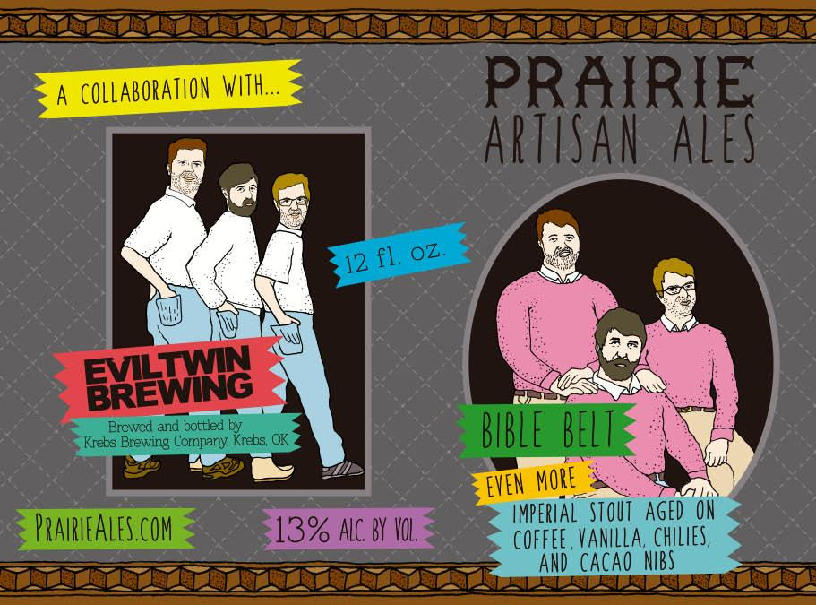 Have a Drink Friday - Prairie Artisan Ales/Evil Twin Bible Belt