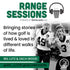 Range Sessions - New Orleans Saints Wil Lutz and Zach Wood