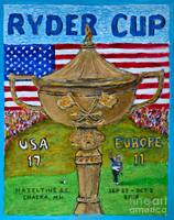 The British are Coming, The British are Coming! Ryder Cup Style