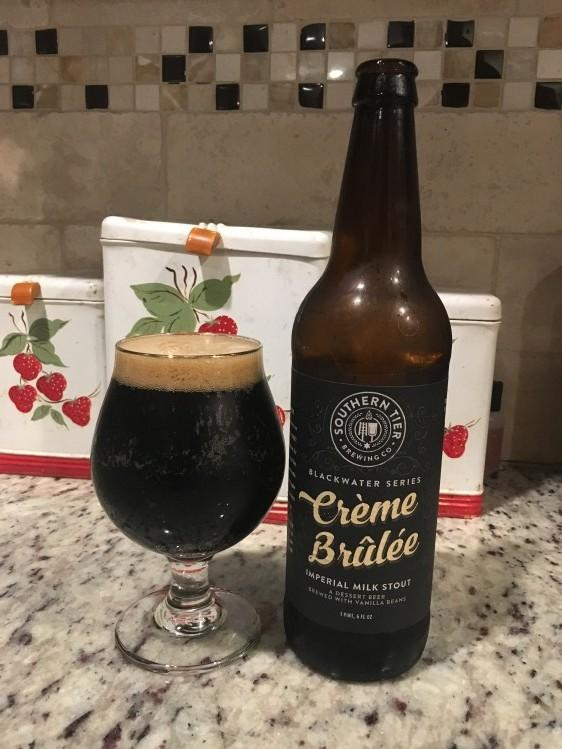 Have a Drink Friday - Southern Tier Creme Brulee Imperial Milk Stout