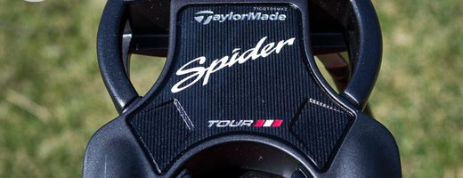 Regular Guy Reviews: TaylorMade Spider Tour Black Putter