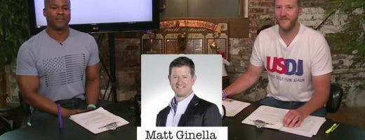 Golf.Show with Special Guest Matt Ginella