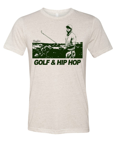 Augusta Golf & Hip Hop Short Sleeve Tee