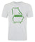 Augusta Map Short Sleeve Tee