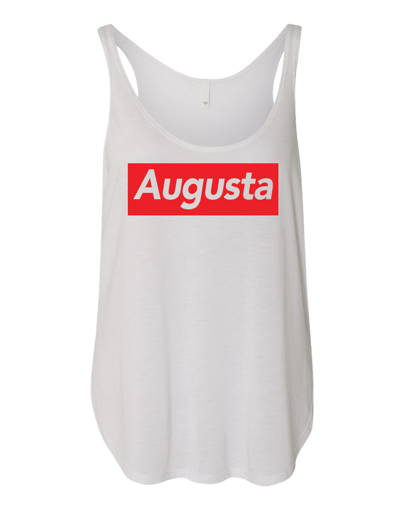 PREORDER - Women's Augusta Supreme Relaxed Fit Tank Top