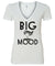 Women's Big Mood Short Sleeve Tee