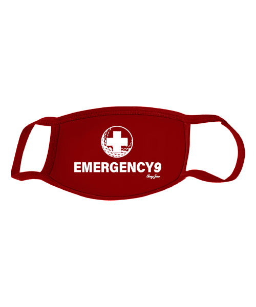 Emergency 9 Mask