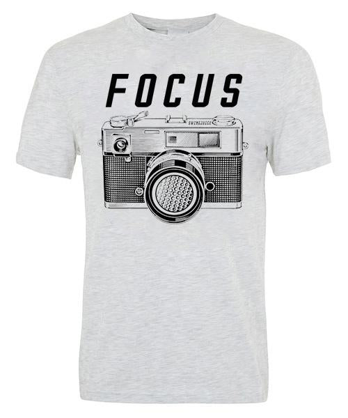 FOCUS Golf Short Sleeve Tee