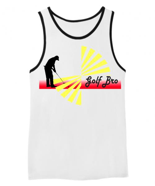 Golf Bro Summer Tank