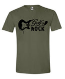 Golf & Rock Short Sleeve Tee