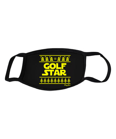 Golf Star Holiday Edition Mask
