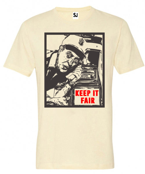 Keep It Fair Short Sleeve Tee