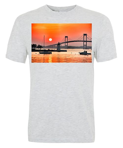 Newport Sunset Short Sleeve Tee