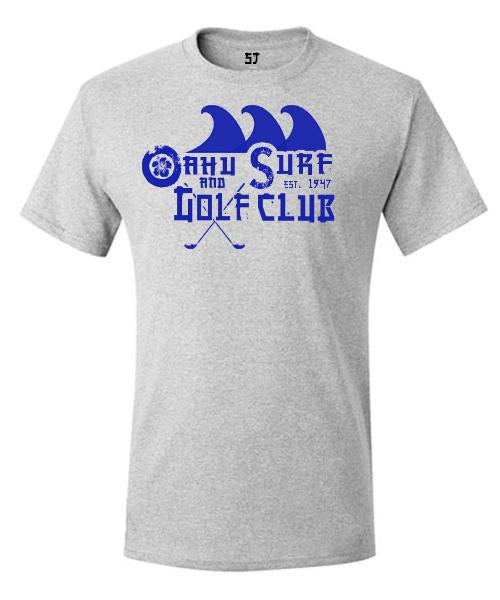 Oahu Surf and Golf Club Short Sleeve Tee