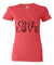 Women's One Love Short Sleeve Tee
