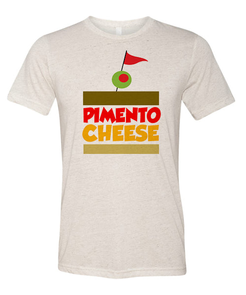 Pimento Cheese Short Sleeve Tee