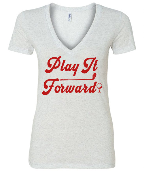 Women's Play It Forward Short Sleeve Tee