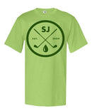 SJ Golf Club Short Sleeve Tee