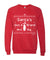 Santa's Got A Brand New Bag Long Sleeve Sweatshirt Ugly Sweater