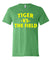 Tiger VS The Field Short Sleeve Tee