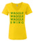 Women's Waggle Swing Short Sleeve Tee