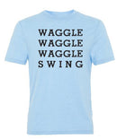 Waggle Swing Short Sleeve Tee