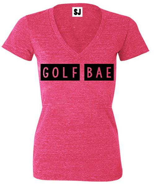 Women's Golf Bae Short Sleeve Tee