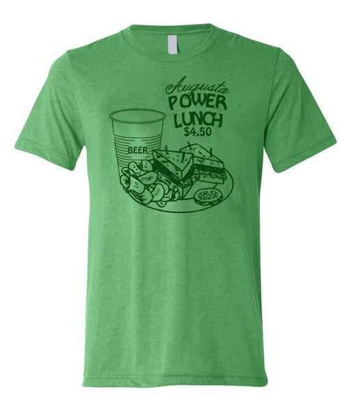 Power Lunch Short Sleeve Tee