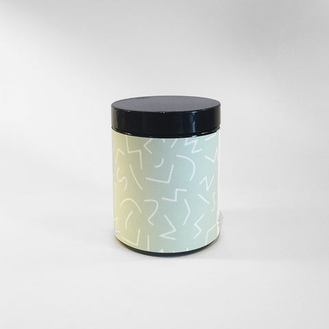 No. 5 : Coconut & Lime Soy Candle