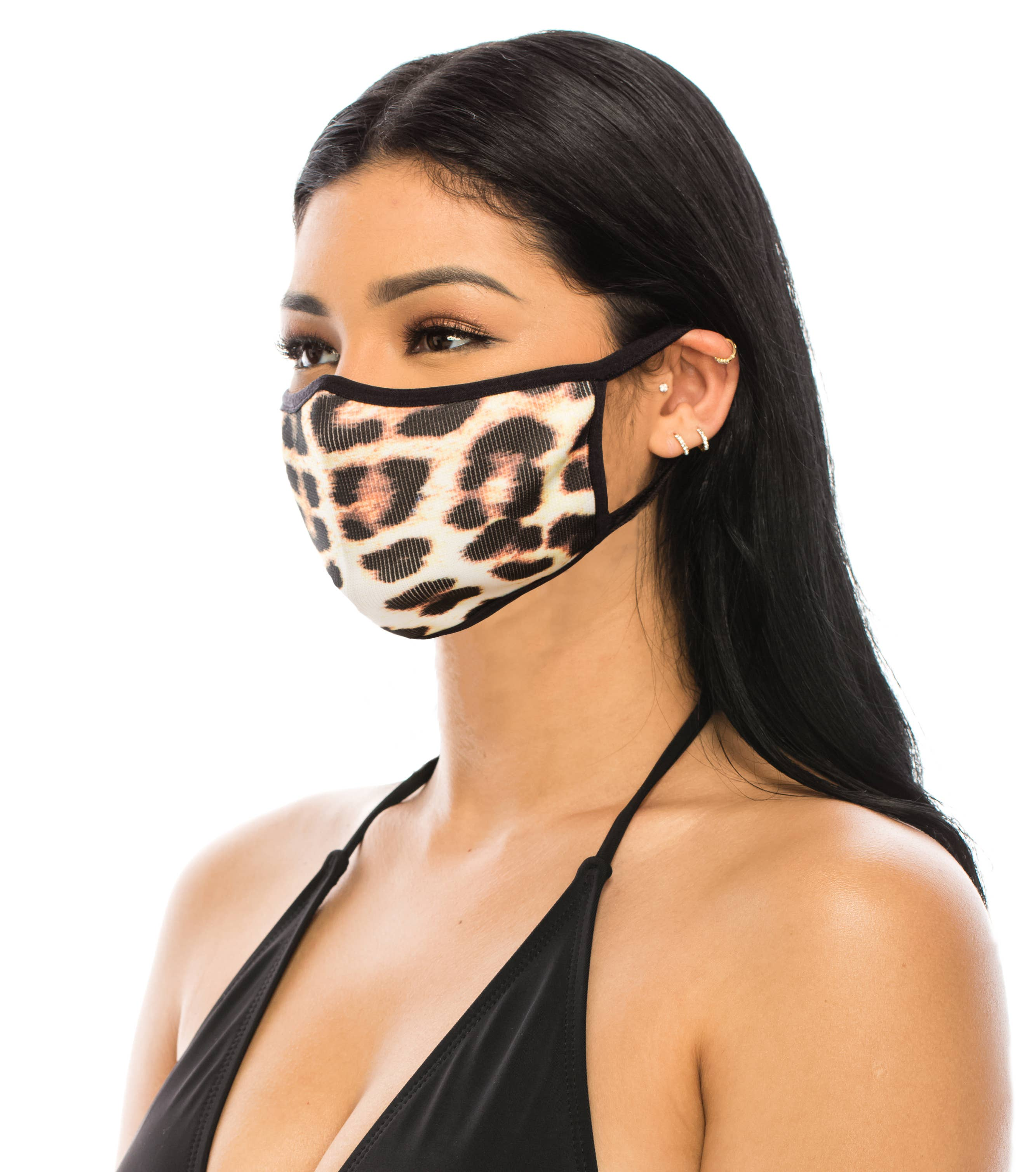Renee C. - REUSABLE AND WASHABLE MASK