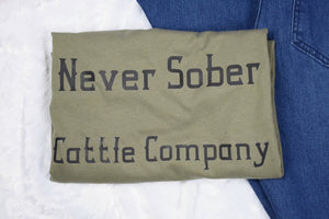 Never Sober Cattle Company