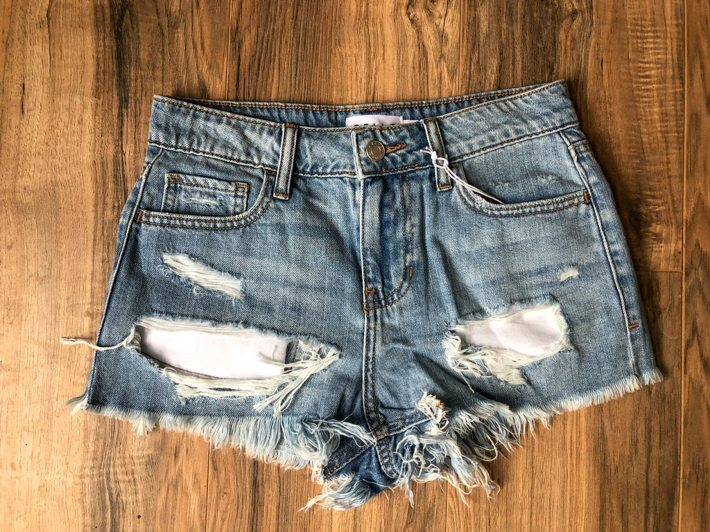The Annie Oakley Shorts