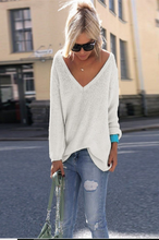 Load image into Gallery viewer, Cozy White Sweater