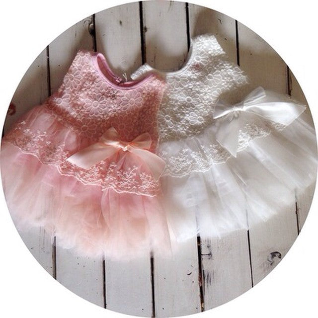 Baby Princess Lace Dress