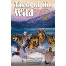 Taste of the Wild Wetlands Canine Formula with Roasted Wild Fowl Dry Dog Food