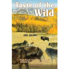 Taste of the Wild High Prairie Canine Formula Roasted Bison & Venison Dry Dog Food