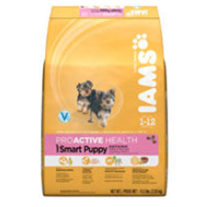 Iams ProActive Health Smart Puppy Small & Toy Breed Formula Dry Dog Food