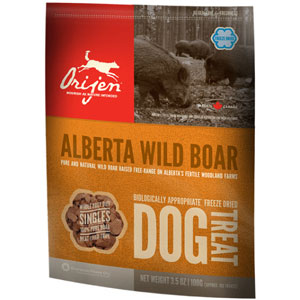 Orijen Alberta Wild Boar Formula Freeze-Dried Treats