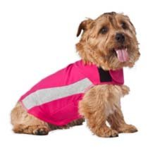 ThunderShirt Pink Polo for Dogs