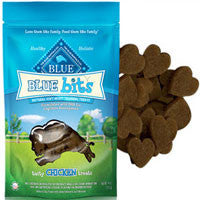 Blue Buffalo Blue Bits Chicken Dog Treats 4oz Bag