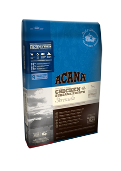 Acana Chicken & Burbank Potato Dry Dog Food