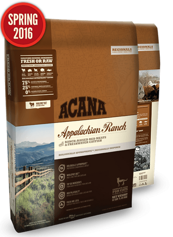 Acana Appalachian Ranch Grain Free Dry Dog Food (formerly Ranchlands)