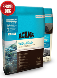 Acana Wild Atlantic Grain Free Dry Dog Food (formerly Pacifica)
