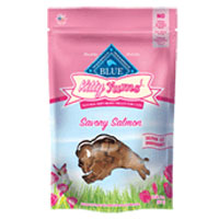 Blue Buffalo Kitty Yums Salmon Cat Treats 2oz Bag