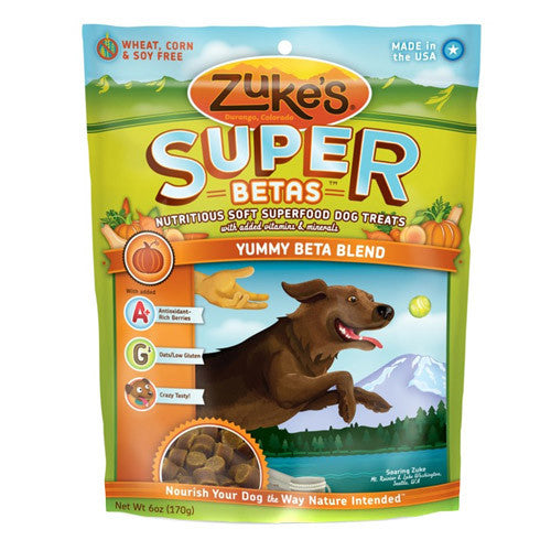 Zuke's Super Greens Yummy Beta Blend