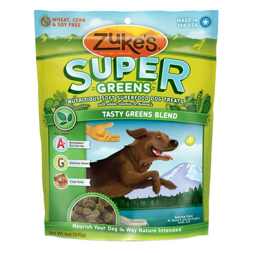 Zuke's Super Greens Tasty Greens Blend